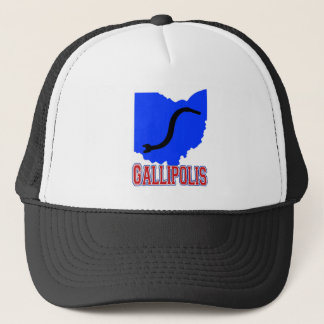 Gallipolis Trucker Hat