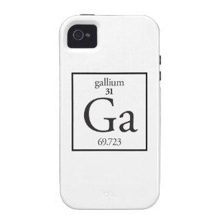 Gallium iPhone 4 Case
