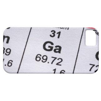 Gallium molecular formula iPhone 5 cases