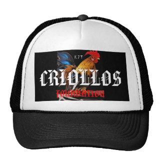 gallo, CRIOLLOS , FOUNDATION Cap
