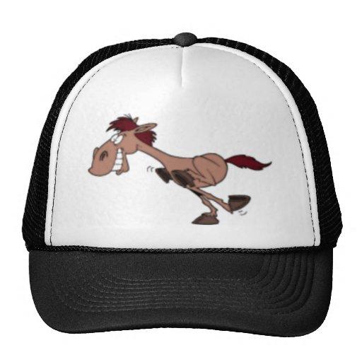 Gallop Home Trucker Hats