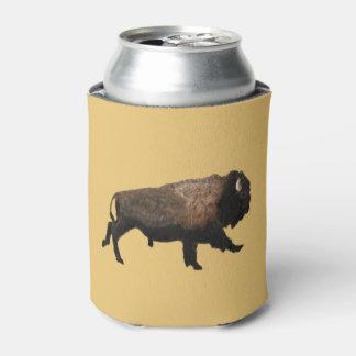 Galloping Bison