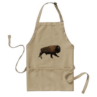 Galloping Bison Standard Apron