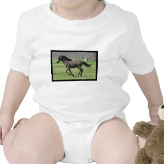 Galloping Colt Baby T-Shirt