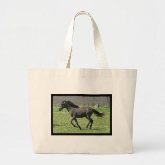 Galloping Colt Canvas Bag