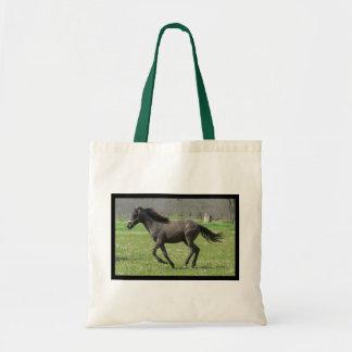 Galloping Colt Environmental Tote Tote Bags