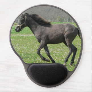 Galloping Colt Gel Mouse Pad