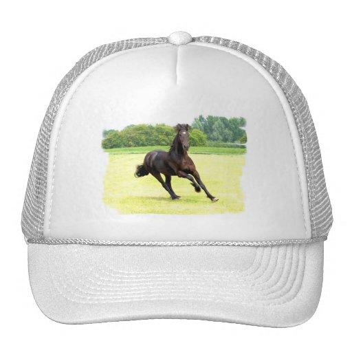 Galloping Horse Baseball Hat