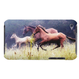 Galloping Horses Photography Case-Mate iPod Touch Case
