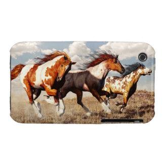 Galloping Mustangs Case-Mate iPhone 3 Case