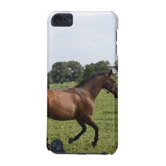 Galloping Thoroughbred iTouch Case iPod Touch 5G Case