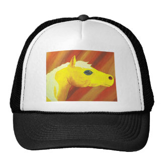 Galloping wild horse, by Charli Windsor Trucker Hat