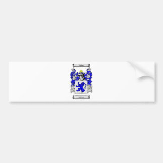 Galloway Coat of Arms Bumper Sticker