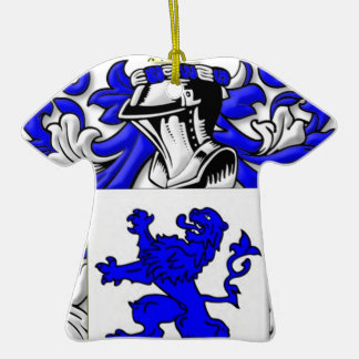 Galloway Coat of Arms Christmas Tree Ornament