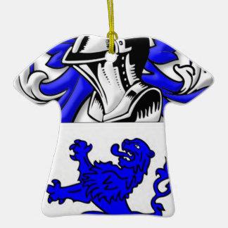 Galloway Coat of Arms Ceramic T-Shirt Decoration