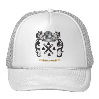 Galloway Coat of Arms (Family Crest) Trucker Hat