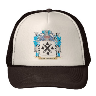 Galloway Coat of Arms - Family Crest Trucker Hat