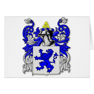 Galloway Coat of Arms Greeting Card