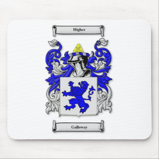 Galloway Coat of Arms Mouse Mat