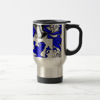 Galloway Coat of Arms Stainless Steel Travel Mug