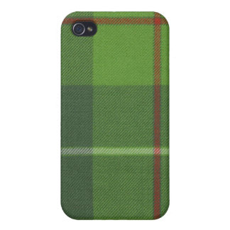 Galloway Hunting Ancient Tartan Plaid iPhone4 Case Case For The iPhone 4