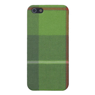 Galloway Hunting Ancient Tartan Plaid iPhone4 Case Case For The iPhone 5