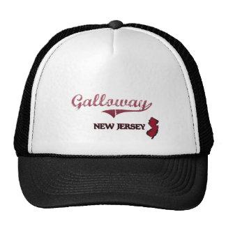 Galloway New Jersey City Classic Hats