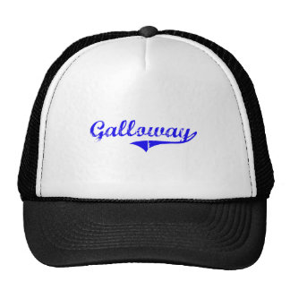 Galloway Surname Classic Style Trucker Hat