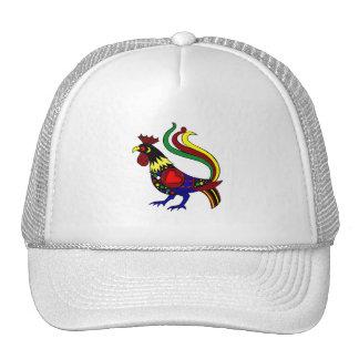 Galo de Barcelos - Camisas e presentes Mesh Hats