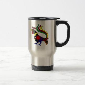 Galo de Barcelos - Camisas e presentes Travel Mug