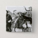 Galop Chromatique 15 Cm Square Badge