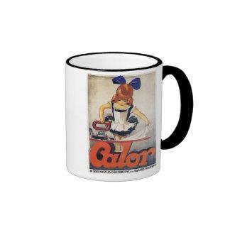 Galor Irons - Child Ironing Ad Coffee Mugs