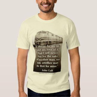 Galt Quote T-shirt