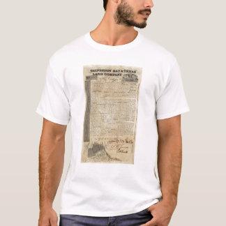 Galveston Bay and Texas Land Company T-Shirt