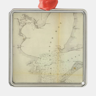 Galveston Bay, Texas Christmas Ornament