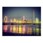 Galveston Pleasure Pier Postcard