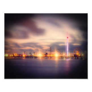 Galveston pre-Dawn Photo