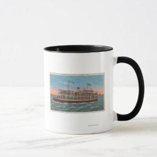 Galveston, TX - View of the Galvez Mug
