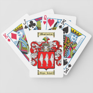 Galvin Bicycle Playing Cards