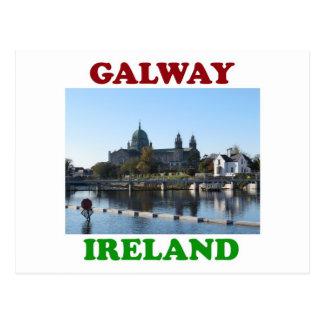 Galway Ireland Postcard