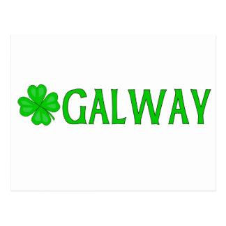 Galway, Ireland Postcard