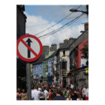 Galway, Ireland Poster