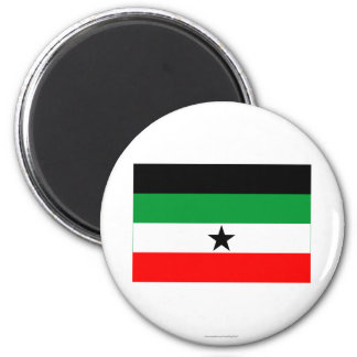 Gambella Flag Magnet