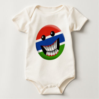 Gambia Baby Bodysuits
