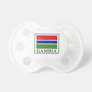 Gambia Baby Pacifier