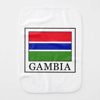 Gambia Burp Cloth