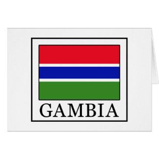 Gambia Card