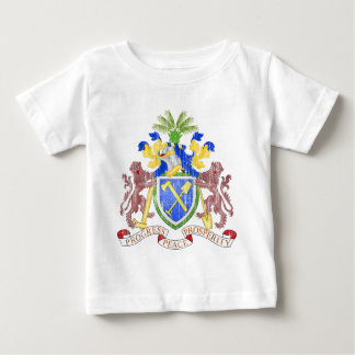 Gambia Coat Of Arms Shirts