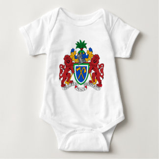 Gambia Coat of Arms Tshirts