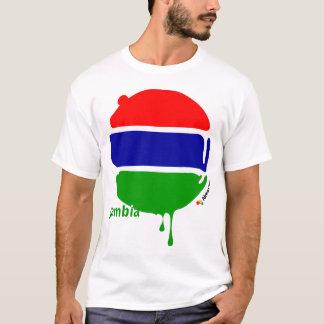 Gambia Drops White T-Shirt